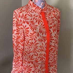 NWT Boden 100% Silk Shirt